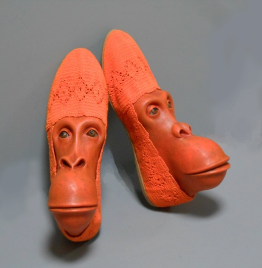 OrangeTangFrontSide shoes