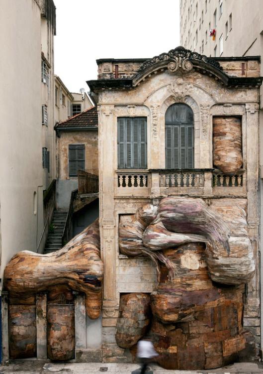 henrique-oliveira-2009 casa dos leoesis