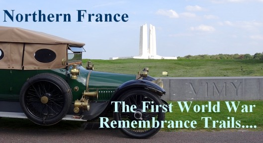 THE FIRST WORLS WAR REMEMBRANCE TRAILS