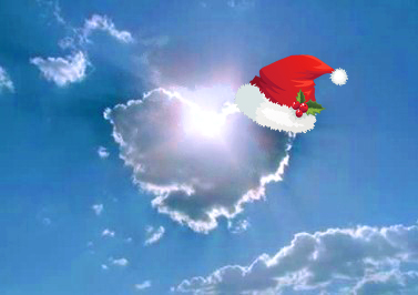 Christmas on the Cloud..
