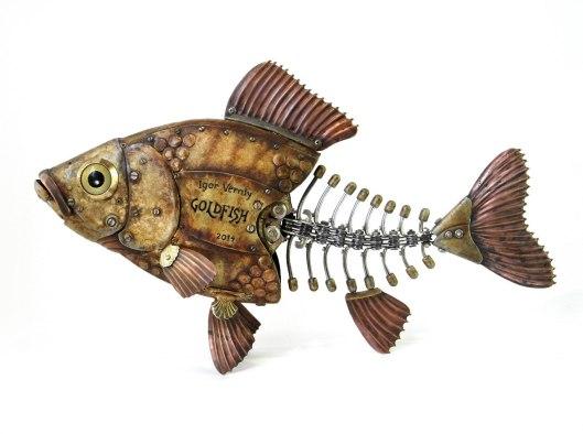 goldfish-by-igor-vernjy