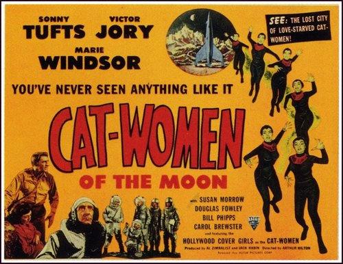 catwomen of the moon movie