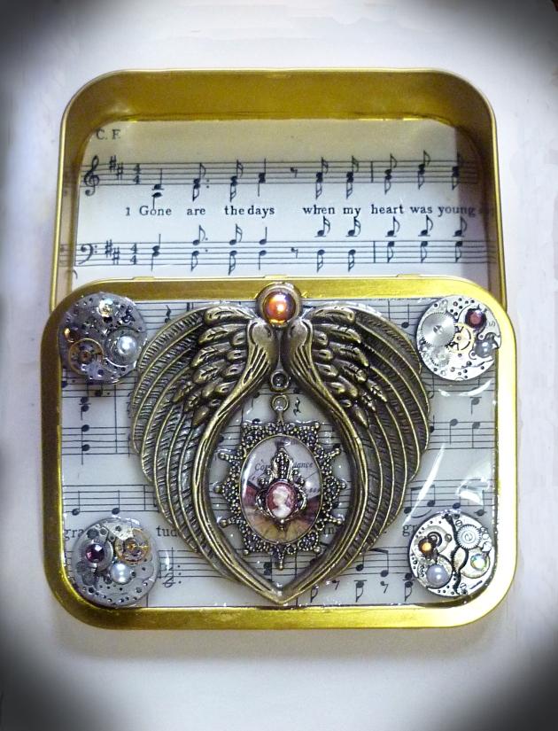 Clockwork Symphony Box