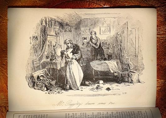 Dickens dc illustration